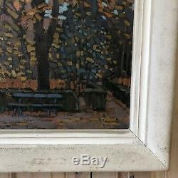 Jan Rikar Jean Ricard Albi Tarn Painter 81 Painting Hst Oil On Canvas Old