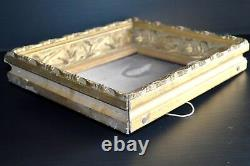 Painting On Wood The Fountain Frame Dore Ancient Bel Object Deco Frame Art Nouveau