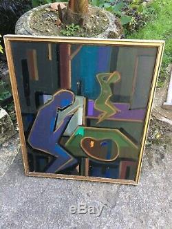Table Former Cubism Oil On Canvas Workshop Academy