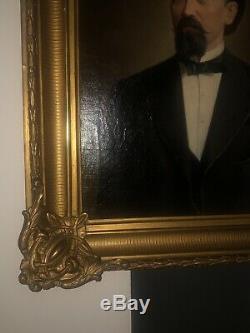 Table Old Portrait Aristocrat Oil On Canvas Gallery Assindia Essen