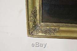 Ancien tableau huile sur toile Ecole flamande Weaver Sec XVIIIème