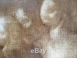 Tableau Ancien-xix-xx Eme-eugene Carriere-maternité-rodin-derain-huile Sur Toile