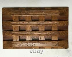 Tableau ancien, Huile sur panneau parqueté, Barque au mouillage, Début XXe