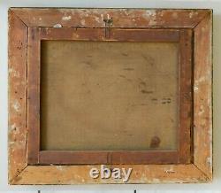 Tableau ancien huile sur toile Phèdre Alexandre CABANEL